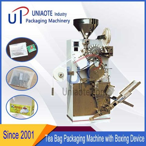 Tea Packing Machine with Envelope Device
