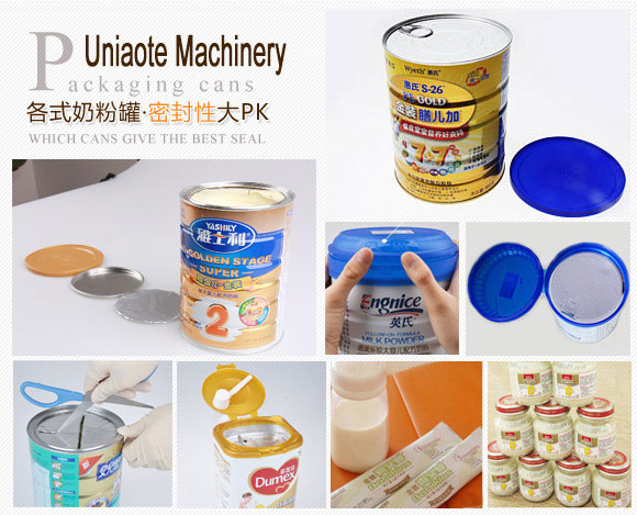 which canned milk powder is the most sealed? (1)