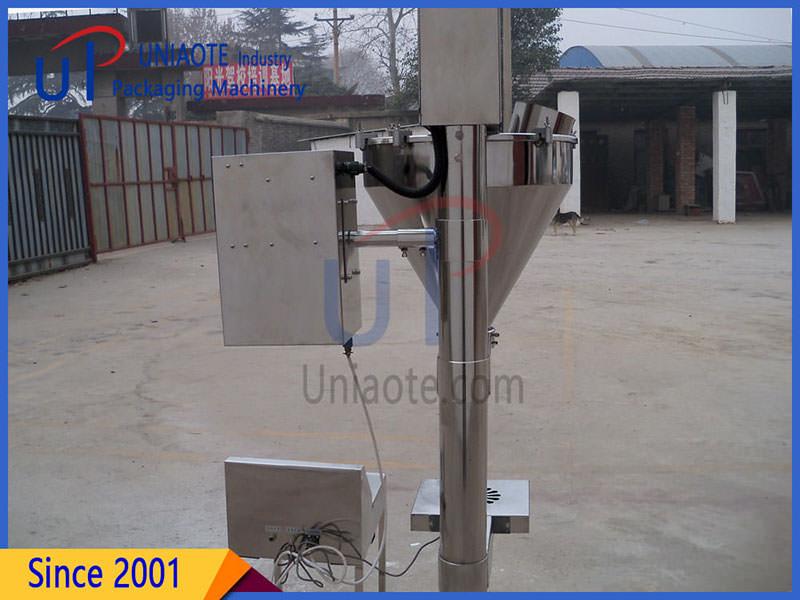 Semi Automatic Auger Powder Filling Machine Details Images