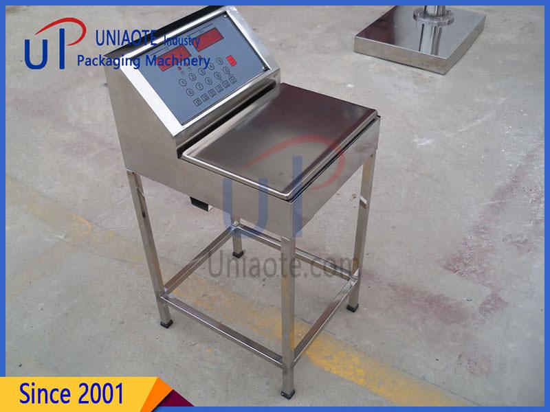 Auger Powder Filler (Model:UA-P1) Details Images