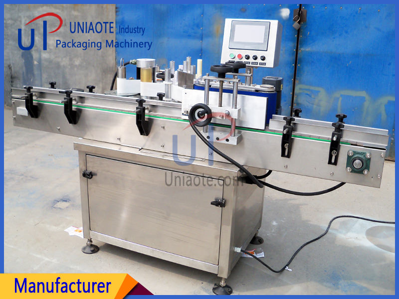 Automatic Rounde Bottle Labeling Machine